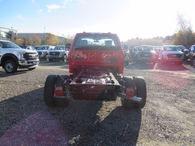2020 Ford F-550 Regular Cab DRW 4x4, Cab Chassis #202633 - photo 1