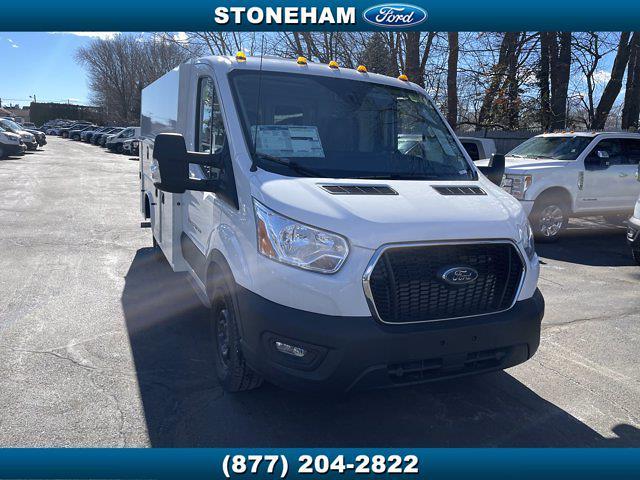 2020 Ford Transit 350 4x2, Knapheide Service Utility Van #203220 - photo 1