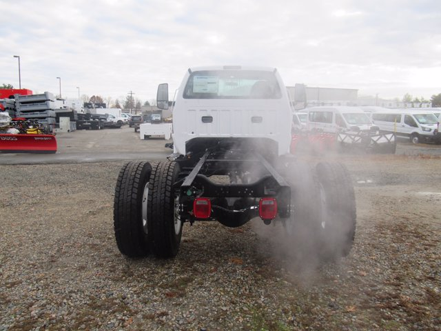 2021 Ford F-650 Regular Cab DRW 4x2, Cab Chassis #21043 - photo 1