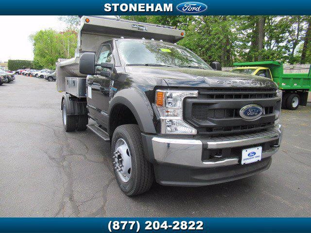 2021 Ford F-600 Regular Cab DRW 4x4, Dump Body #21108 - photo 1