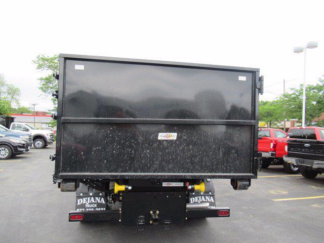 2021 Ford F-550 Regular Cab DRW 4x4, Switch N Go Hooklift Body #211369 - photo 1