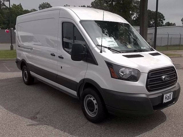 2017 Transit 250 Medium Roof, Cargo Van #579373 - photo 4