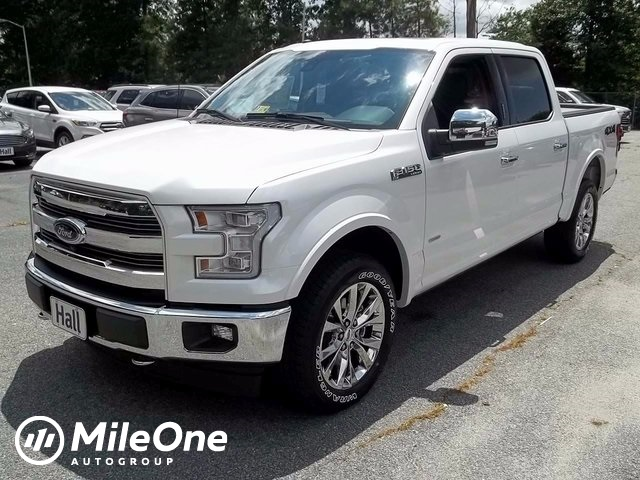 2017 F-150 Crew Cab 4x4, Pickup #579482 - photo 1