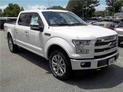2017 F-150 Crew Cab 4x4, Pickup #579482 - photo 3