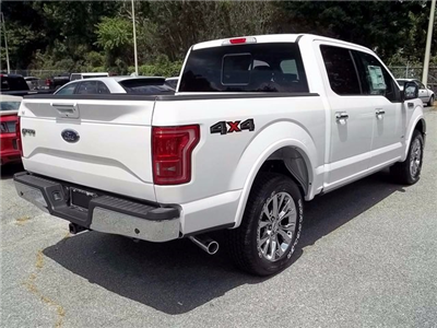 2017 F-150 Crew Cab 4x4, Pickup #579482 - photo 4