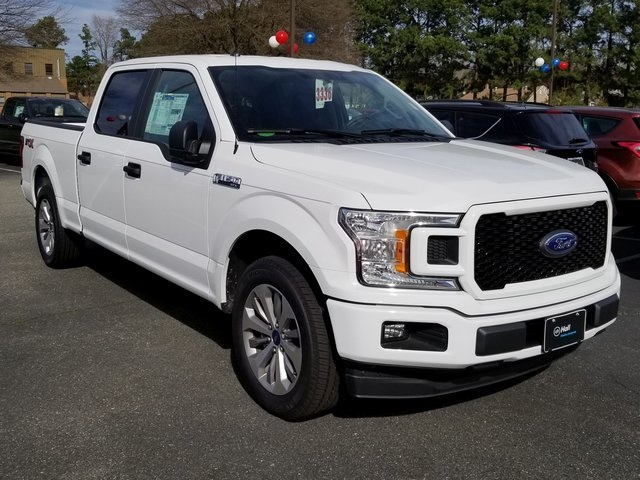 2018 F-150 Crew Cab, Pickup #589009 - photo 3