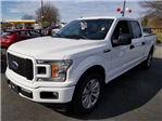 2018 F-150 Crew Cab, Pickup #589009 - photo 1