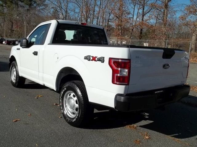 2018 F-150 Regular Cab 4x4,  Pickup #589061 - photo 2