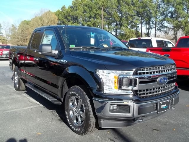 2018 F-150 Super Cab 4x4,  Pickup #589074 - photo 3
