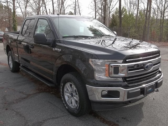 2018 F-150 Crew Cab 4x4, Pickup #589153 - photo 3