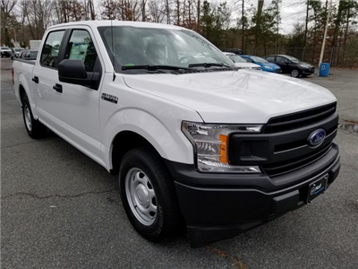 2018 F-150 Crew Cab, Pickup #589169 - photo 3