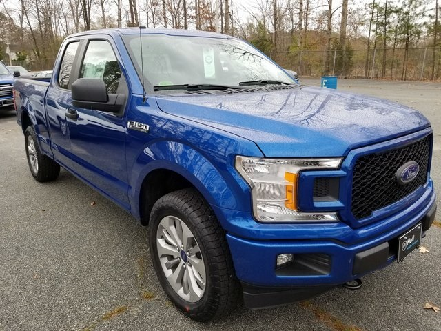 2018 F-150 Super Cab 4x4,  Pickup #589204 - photo 3