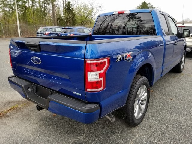 2018 F-150 Super Cab 4x4,  Pickup #589204 - photo 4