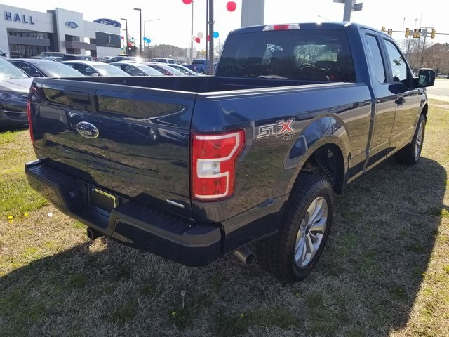 2018 F-150 Super Cab 4x4, Pickup #589207 - photo 4