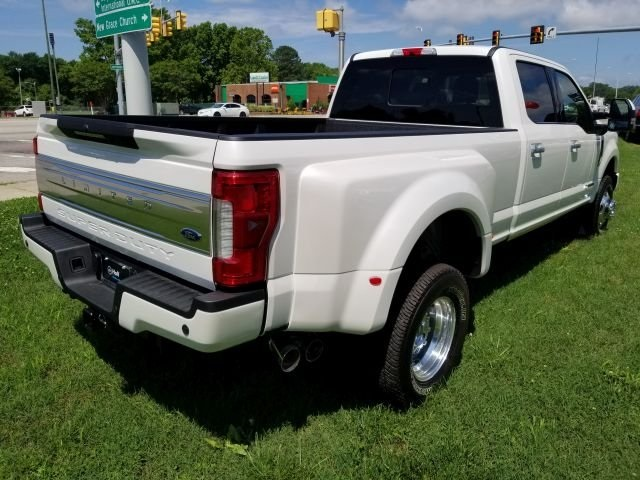 2018 F-350 Crew Cab DRW 4x4,  Pickup #589213 - photo 4
