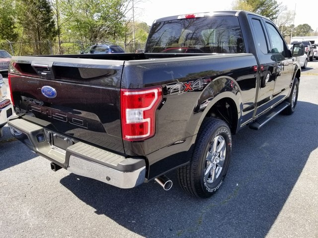 2018 F-150 Super Cab 4x4,  Pickup #589219 - photo 4
