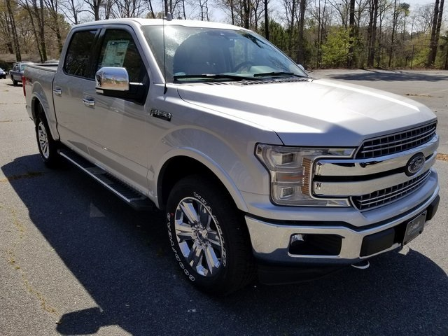 2018 F-150 SuperCrew Cab 4x4,  Pickup #589220 - photo 3