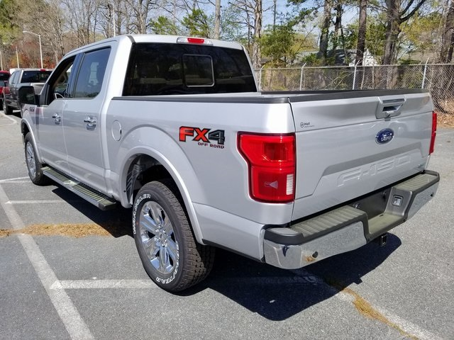 2018 F-150 SuperCrew Cab 4x4,  Pickup #589220 - photo 2