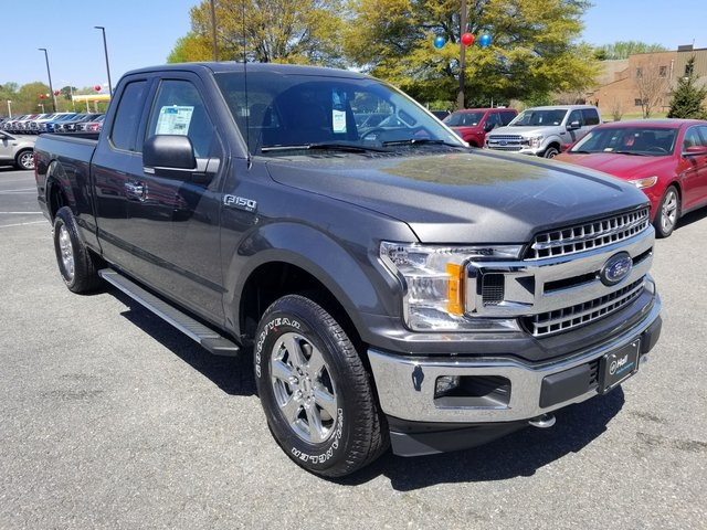 2018 F-150 Super Cab 4x4,  Pickup #589221 - photo 3