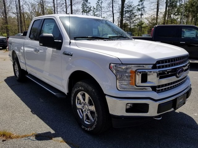 2018 F-150 Super Cab 4x4,  Pickup #589222 - photo 3