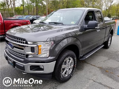 2018 F-150 Super Cab 4x4,  Pickup #589227 - photo 1