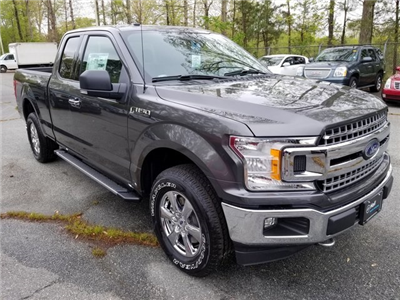 2018 F-150 Super Cab 4x4,  Pickup #589227 - photo 3