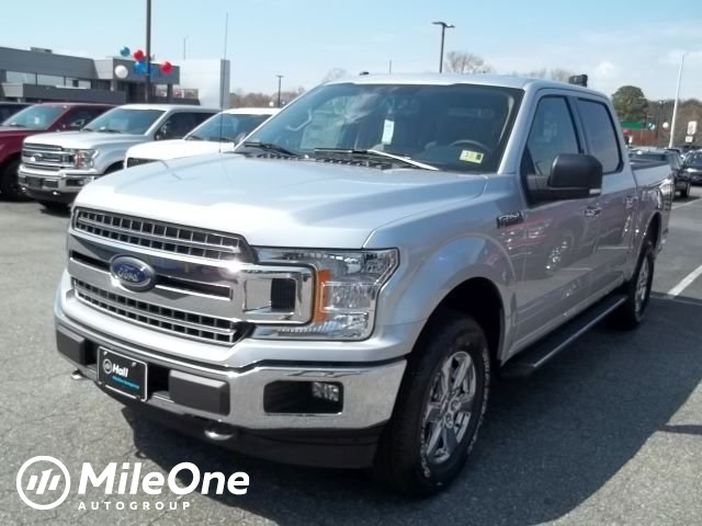 2018 F-150 SuperCrew Cab 4x4,  Pickup #589230 - photo 1