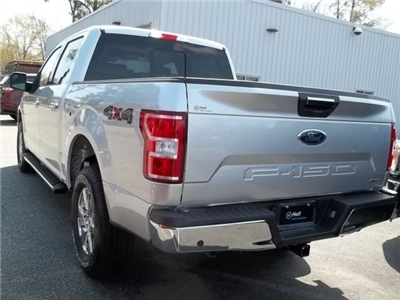 2018 F-150 SuperCrew Cab 4x4,  Pickup #589230 - photo 2