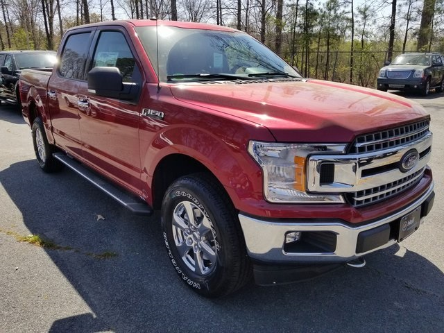 2018 F-150 SuperCrew Cab 4x4,  Pickup #589259 - photo 3