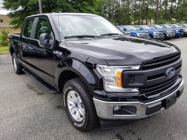 2018 F-150 SuperCrew Cab 4x4,  Pickup #589286 - photo 3