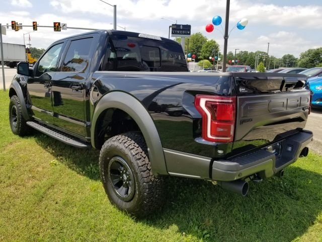 2018 F-150 SuperCrew Cab 4x4,  Pickup #589289 - photo 2