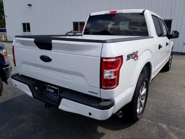 2018 F-150 SuperCrew Cab 4x4,  Pickup #589312 - photo 4