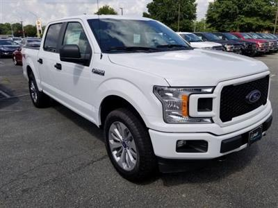 2018 F-150 SuperCrew Cab 4x4,  Pickup #589312 - photo 3