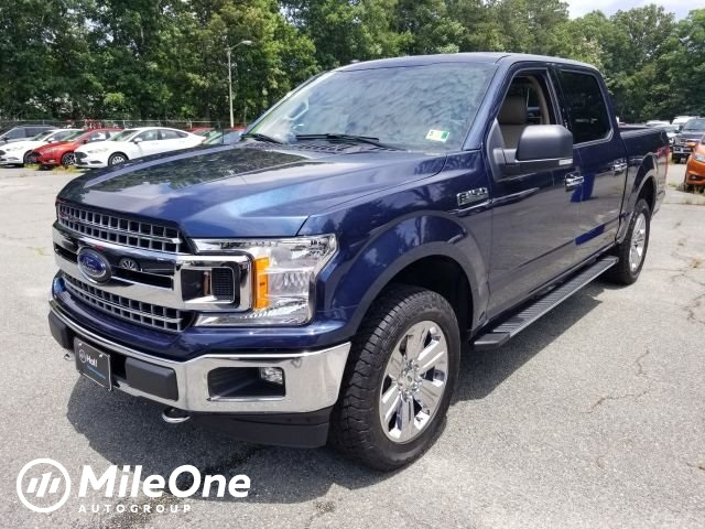 2018 F-150 SuperCrew Cab 4x4,  Pickup #589323 - photo 1
