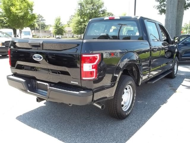 2018 F-150 SuperCrew Cab 4x4,  Pickup #589354 - photo 4