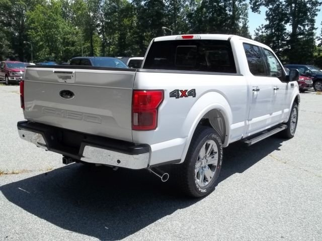 2018 F-150 SuperCrew Cab 4x4,  Pickup #589368 - photo 4
