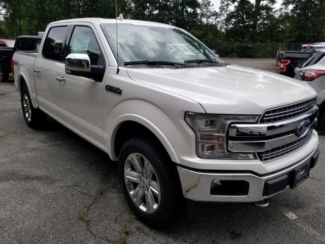 2018 F-150 SuperCrew Cab 4x4,  Pickup #589403 - photo 3