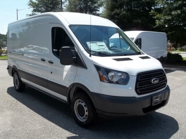 2018 Transit 250 Med Roof 4x2,  Empty Cargo Van #589421 - photo 3
