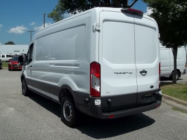 2018 Transit 250 Med Roof 4x2,  Empty Cargo Van #589421 - photo 2