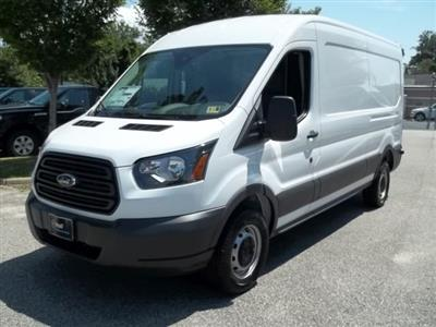 2018 Transit 250 Med Roof 4x2,  Empty Cargo Van #589421 - photo 1