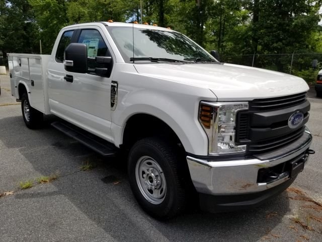 2018 F-250 Super Cab 4x4,  Knapheide Service Body #589423 - photo 3
