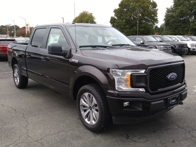2018 F-150 SuperCrew Cab 4x4,  Pickup #589443 - photo 3