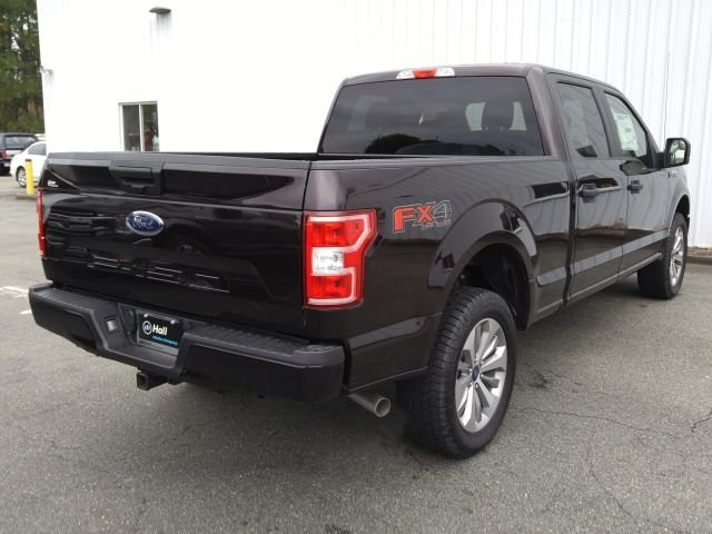 2018 F-150 SuperCrew Cab 4x4,  Pickup #589443 - photo 4