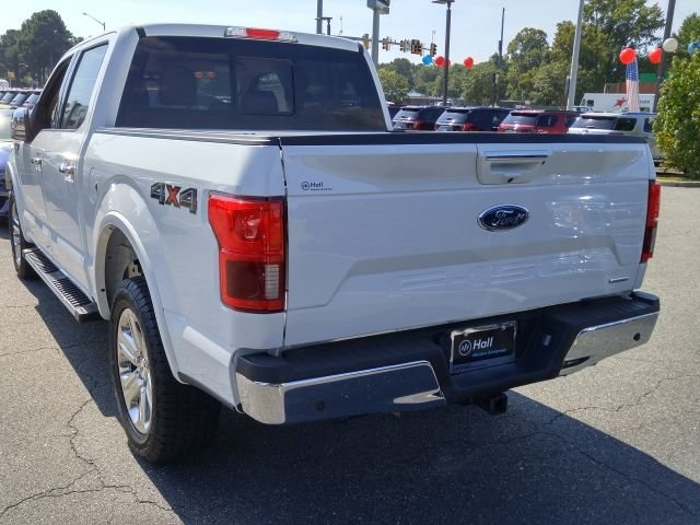 2018 F-150 SuperCrew Cab 4x4,  Pickup #589471 - photo 2