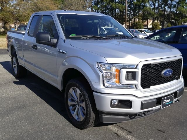 2018 F-150 Super Cab 4x4,  Pickup #589519 - photo 3