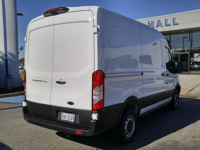 2019 Transit 250 Med Roof 4x2,  Empty Cargo Van #599014 - photo 4