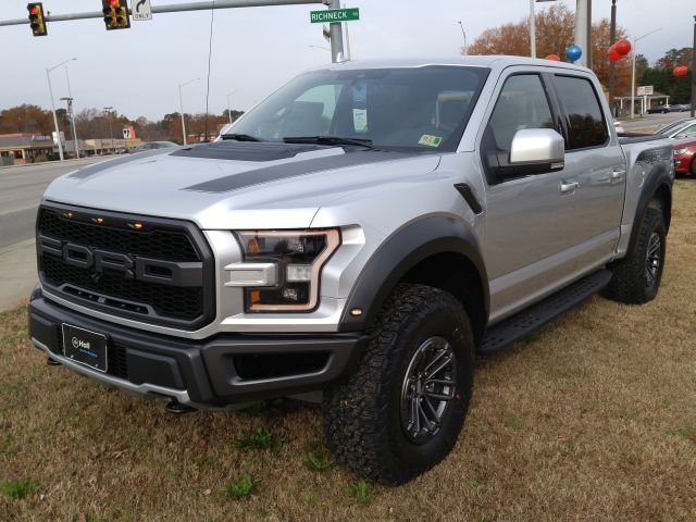 2019 F-150 SuperCrew Cab 4x4,  Pickup #599035 - photo 1
