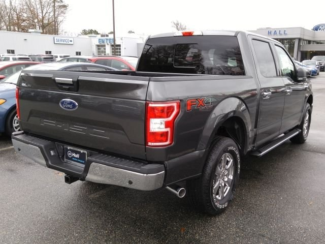 2019 F-150 SuperCrew Cab 4x4,  Pickup #599049 - photo 4