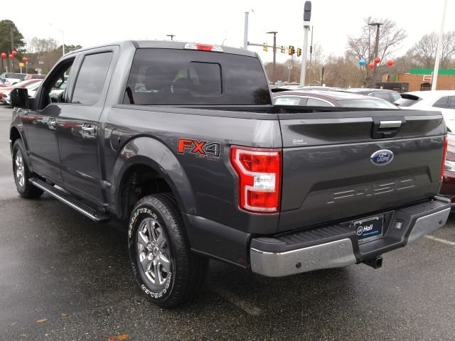 2019 F-150 SuperCrew Cab 4x4,  Pickup #599049 - photo 2