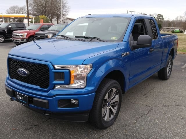 2019 F-150 Super Cab 4x4,  Pickup #599051 - photo 1